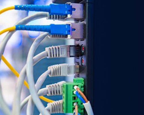 structured cabling installation in Dubai
