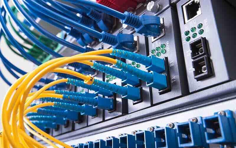 Fiber Optic Cabling Services in Dubai
