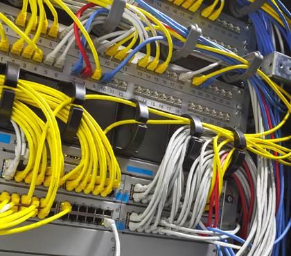 IT Network Cabling in Dubai